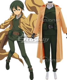 Kino's Journey Kino Cosplay Costume