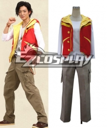Kyoryuger KING  Cosplay Costume (Vest only)
