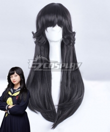 Kyou kara Ore wa!! Kyouko Hayakawa Black Cosplay Wig