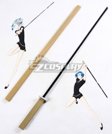 Land of the Lustrous Houseki no Kuni Phosphophyllite Benitoite Euclase Sword Scabbards Cosplay Weapon Prop