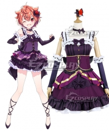 Lapis Re:Lights IV KLORE Salsa Cosplay Costume