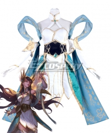 League of Legend LOL Divine Sword Irelia Cosplay Costume