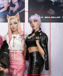League of Legend LOL Evelynn KDA K/DA Daily Cosplay Costume