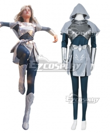 League Of Legends LOL 2020 Season Warriors Lux Cosplay Costume