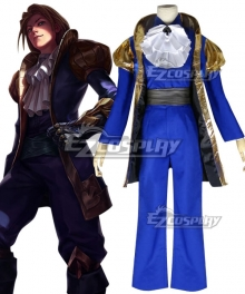 League Of Legends LOL Ace of Spades Ezreal EZ Cosplay Costume