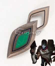 League of Legends LOL Classic Khada Jhin the Virtuoso Brooch Cosplay Accessory Prop