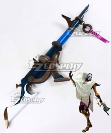 League of Legends LOL Classic Khada Jhin the Virtuoso Gun Cosplay Weapon Prop