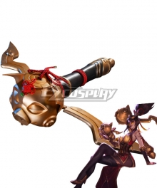 Granblue Fantasy Belial Cosplay Weapon Prop