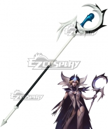League Of Legends LOL IG's World Champion Skins The Deceiver LeBlanc Stave Cosplay Weapon Prop