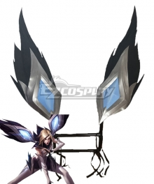 League Of Legends LOL IG's World Champion Skins Kai'Sa Linen Wings Cosplay Accessory Prop