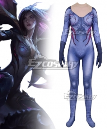 League of Legends LOL Kai'Sa Kaisa Daughter of the Void Cosplay Costume