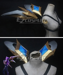 League Of Legends LOL KDA K/DA Kai'Sa Wing Cosplay Accessory Prop