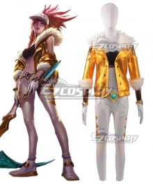 League Of Legends LOL KDA K/DA Akali Prestige Edition Cosplay Costume