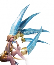 League Of Legends LOL Lux Original Lux Cosplay Weapon Prop