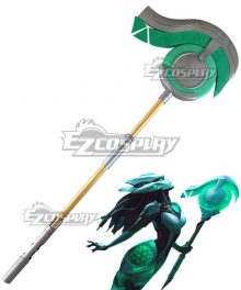 League of Legends LOL Nami ProgramSkin Cosplay Weapon Prop