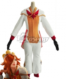League Of Legends LOL Pajama Guardian Miss Fortune Cosplay Costume