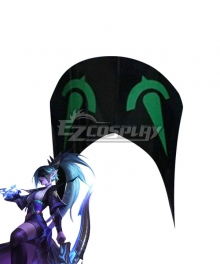 League Of Legends LOL Spirit Blossom Vayne Mask Cosplay Accessory Prop