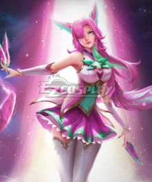 League of Legends LOL Star Guardian Xayah Cosplay Costume