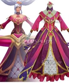League of Legends LOL Sweetheart Sona Cosplay Costume
