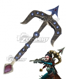 League of Legends LOL Vayne Crossbow Cosplay Weapon Prop