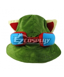 League of Legends Swift Scout Teemo Cosplay Hat