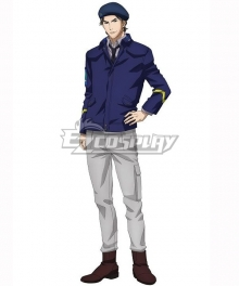 Legend of the Galactic Heroes Ginga Eiyu Densetsu Free Planetary Alliance Walter von Schonkopf Frederica Greenhill Cosplay Costume