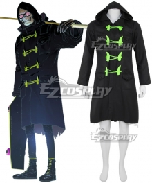 Let It Die Uncle Death Cosplay Costume - Only Coat