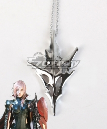 Lightning Returns: Final Fantasy XIII Lightning Necklace Cosplay Accessory Prop