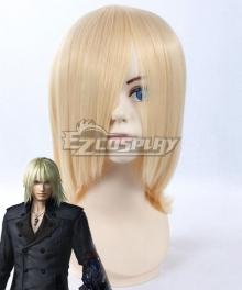 Lightning Returns: Final Fantasy XIII Snow Golden Cosplay Wig