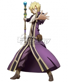 Log Horizon Rundelhaus Code Cosplay Costume