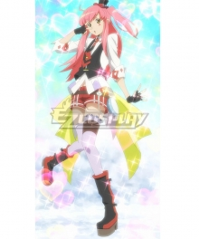 Log Horizon Tetora Cosplay Costume