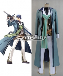 The Legend of Heroes: Sen no Kiseki II Victor S Arseid Cosplay Costume
