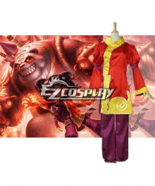League of Legends Annie Panda Skin Cosplay Costume