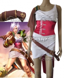 League of Legends LOL Riven Cosplay Costume