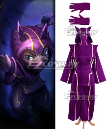 League of Legends Kennen Cosplay Costume