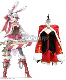 League of Legends Christmas Design: Riven Cosplay Costume