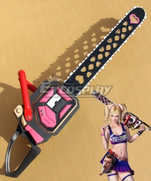 Lollipop Chainsaw Juliet Starling Electric Saw Cosplay Weapon Prop