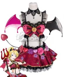 Love Live! Lovelive! Halloween Eli Ayase Little Devil Ver. Cosplay Costume