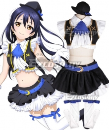 Love Live! Lovelive! No Brand Girls Umi Sonoda Cosplay Costume