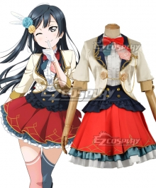 Love Live! Lovelive! School Idol Festival ALL STARS Setsuna Yuki Cosplay Costume