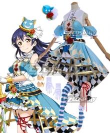 Love Live! Lovelive School Idol Festival Wonderland Sonoda Umi Cosplay Costume
