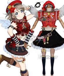 Love Live Sunshine 2018 Anime Aqours You Watanabe Christmas Choir Uniform Cosplay Costume