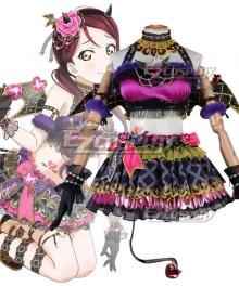 Love Live! Sunshine!! Aqours Riko Sakurauchi Little Devil Cosplay Costume