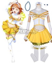 Love Live! Sunshine!! Koi Ni Naritai AQUARIUM Chika Takami Cosplay Costume