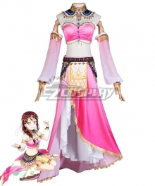 Love Live! Sunshine!! Sakurauchi Riko Dancer Cosplay Costume