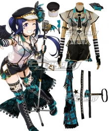 Love Live! Sunshine!! Transformed Punk Rock Kanan Matsuura Cosplay Costume