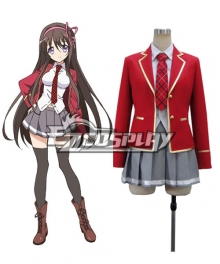 Love my brain hinder options Oka Yuoji Cosplay Costume