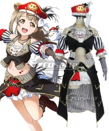 LoveLive! Pirate Kotori Minami Cosplay Costume