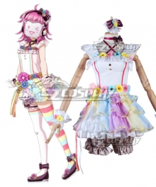 LoveLive! School Idol Festival PERFECT Dream Project Love U My Friends Rina Tennoji Cosplay Costume