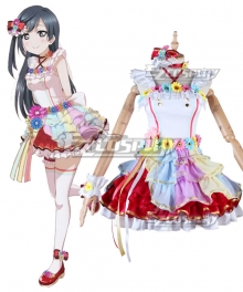 LoveLive! School Idol Festival PERFECT Dream Project Love U My Friends Setsuna Yuki Cosplay Costume